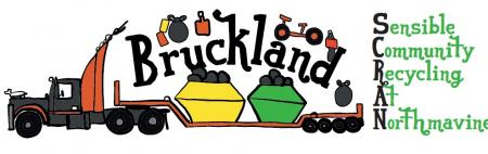Bruckland SCRAN recycling centre