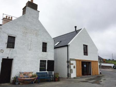 The Hillswick Weaving Shed